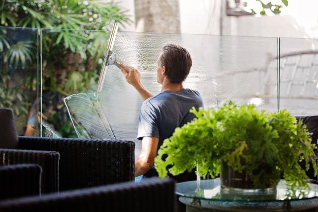 Kalkvrije ramen via uw glazenwasser